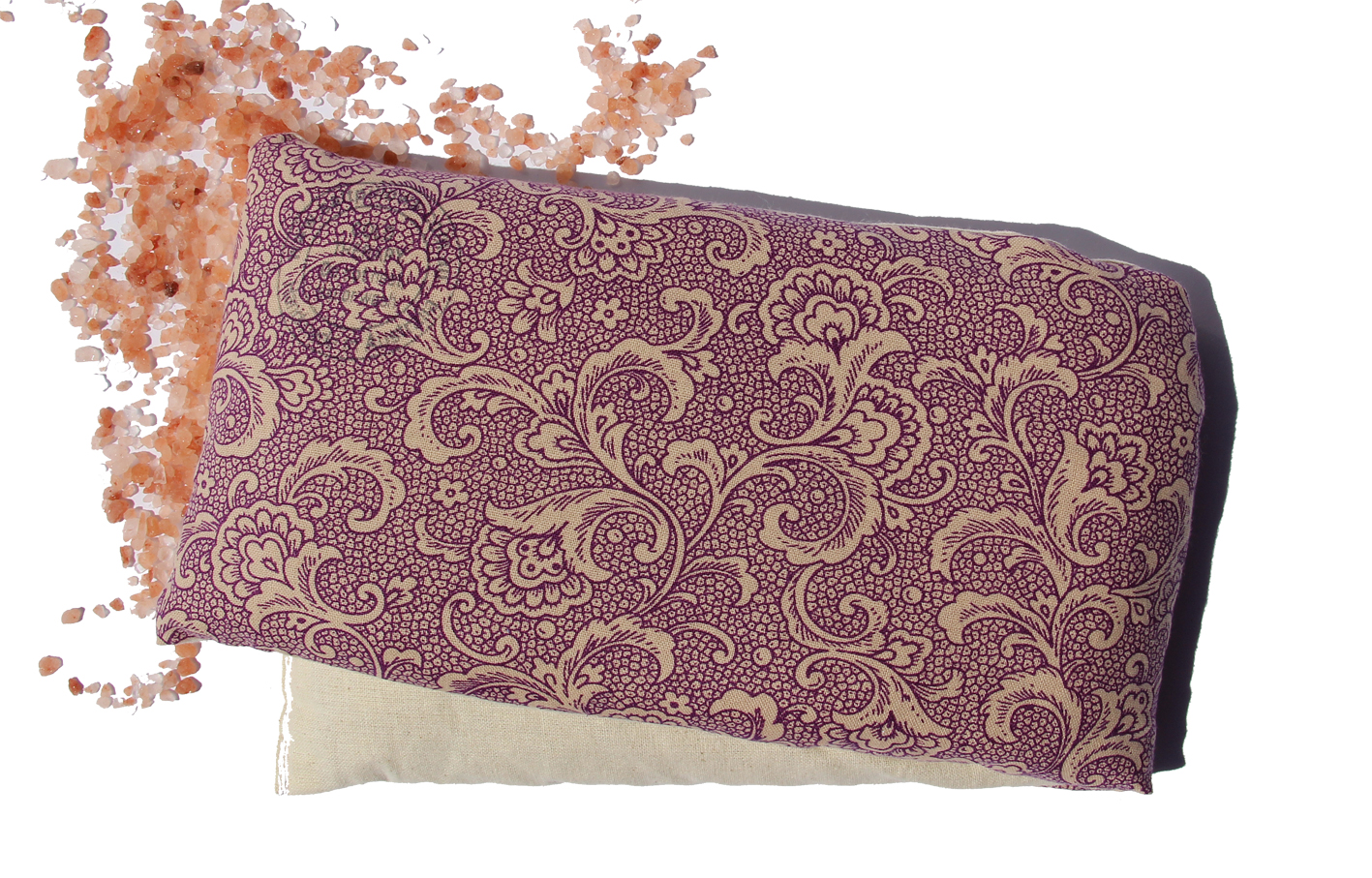 Paisley Salt Pillow