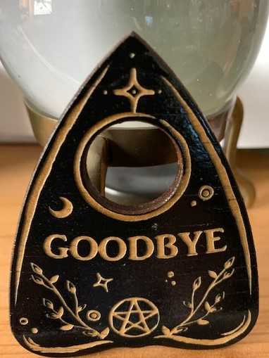 Goodbye Black Planchette